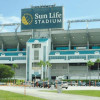 Governments battle to control Dolphins stadium