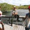 Everglades National Park takes climate change initiative