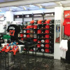 Marlins store lands at airport