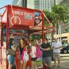 Bus kiosk or info center?