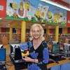 Unusual partnership spurs education