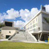 Miami Dade College in building mode
