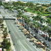 State may pay to narrow boulevard