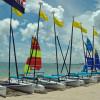 150 million web browsers view Florida shoreline