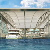 River mega-yacht marina slip sales begin