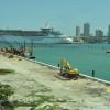 Mega-marina begins artificial reef