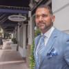 Wayne Eldred: Restaurateur promotes service as Coral Gables theme