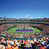 Court time nears for tennis stadium