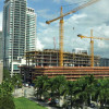 Midtown rents hit Brickell levels