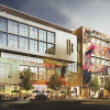 Beauty academy complex gets an ugly look