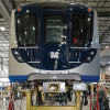 Inside Hitachi rail car assembly plant