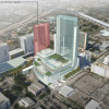 Grudging OK for convention center and hotel beside Miami Worldcenter