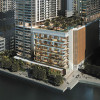 61-story residential tower on Brickell bayfront advances