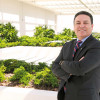 Benjamin Riestra: Makes new on-campus medical center feel like a hotel
