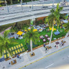 Miami parking agency wants to control Biscayne Green boulevard