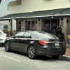 On-street sensors to monitor use of parking spaces