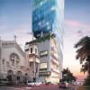 Hotel rooms under construction in Miami decrease sharply