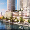 Miami downtown riverfront targeted for three towers