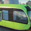 Trackless train may be a Miami-Dade alternative