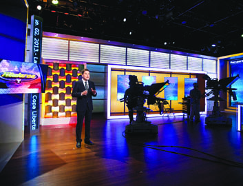 Telemundo launches $10 million studio