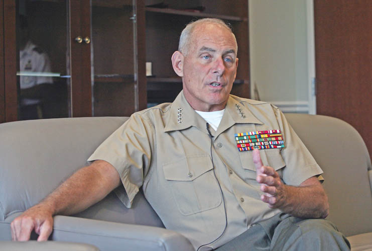 Profile: Gen. John F. Kelly
