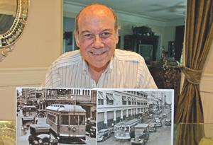 Rail historian sees streetcars returning