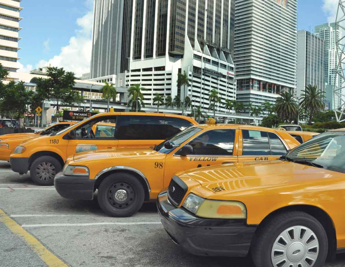 Will old taxis stay on road longer?