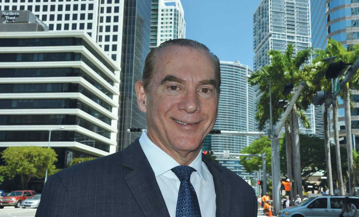 Hedge funds move cash into Miami realty