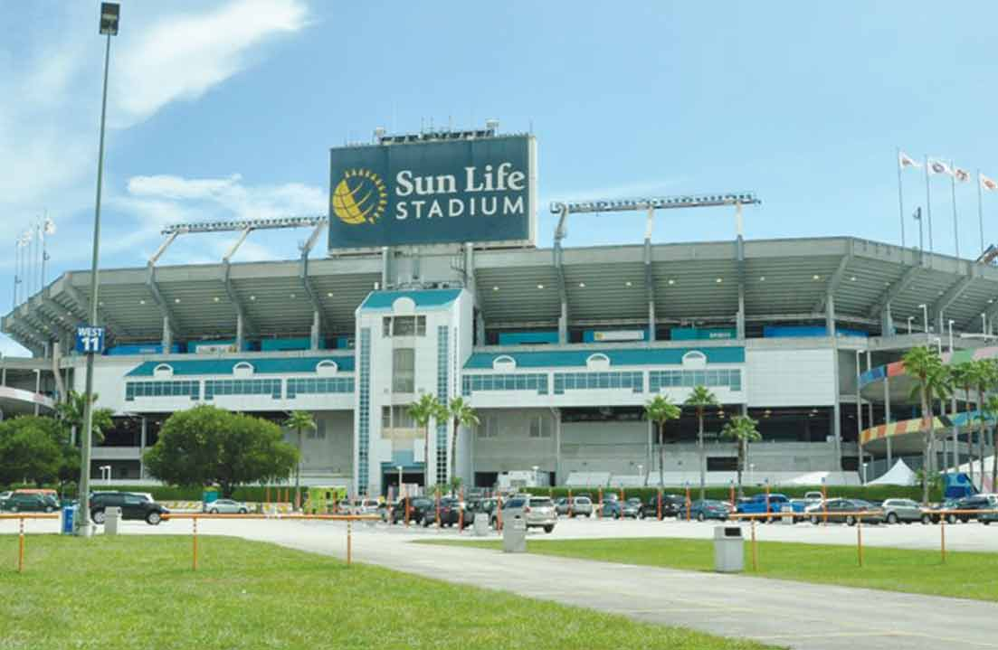 Bonds for Sun Life Stadium revamp hold their ground