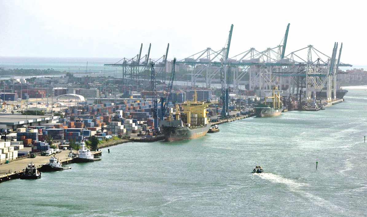 Lackluster outlook for international trade
