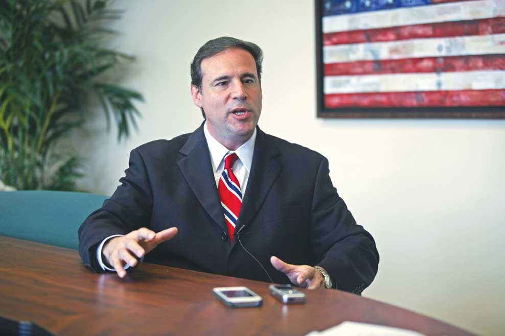 Profile: Frank Carollo