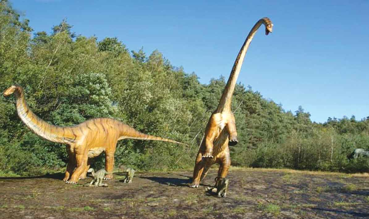 Dinosaurs, 20th Century Fox getting together