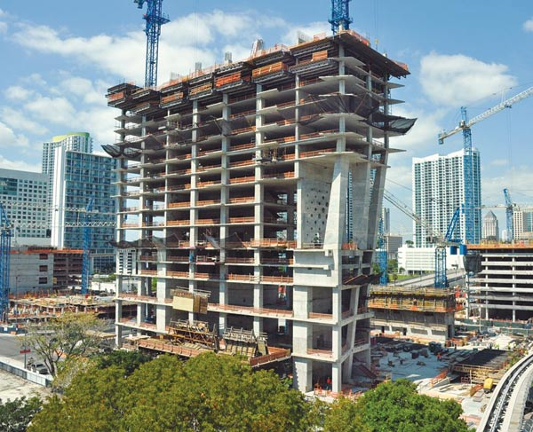 Foreign investment drives massive projects