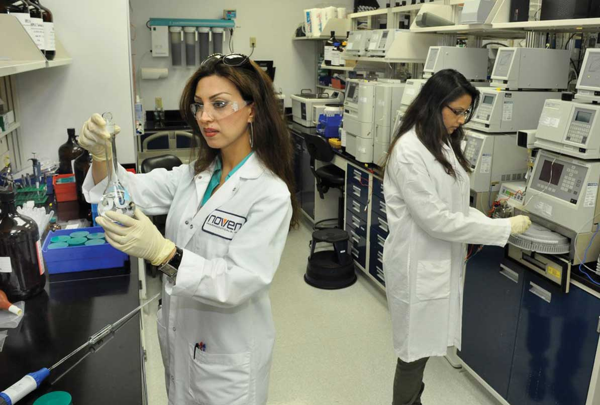 Pharmaceutical firms flock to Miami