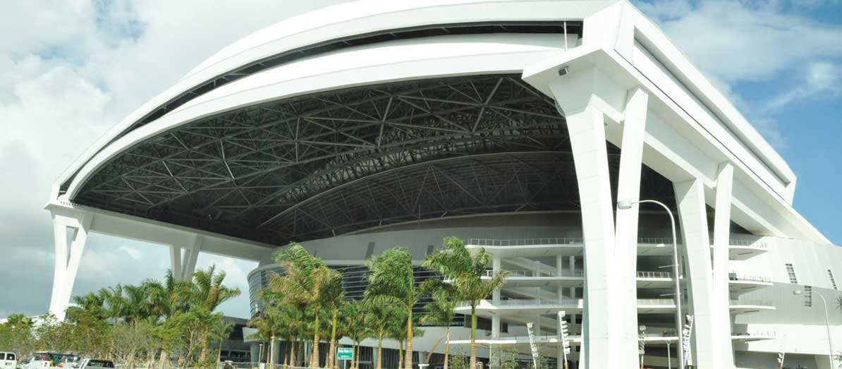 Swap to help pay Marlins Park debt