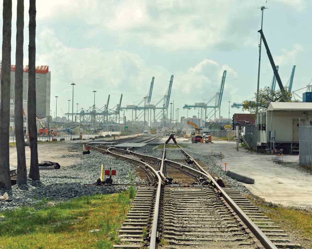 Seaport rail to expand again