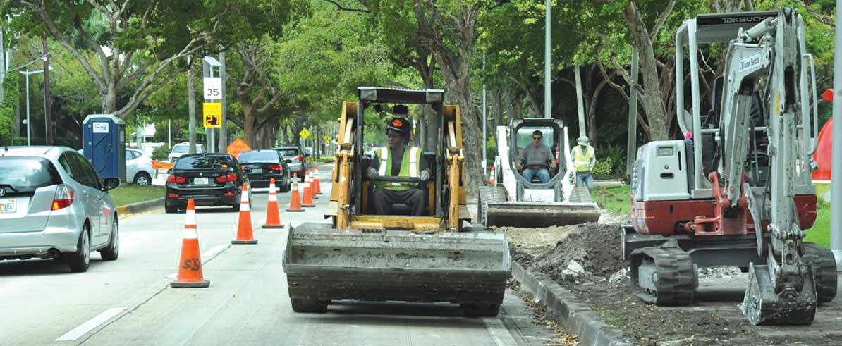 A year later, Brickell swap rolling