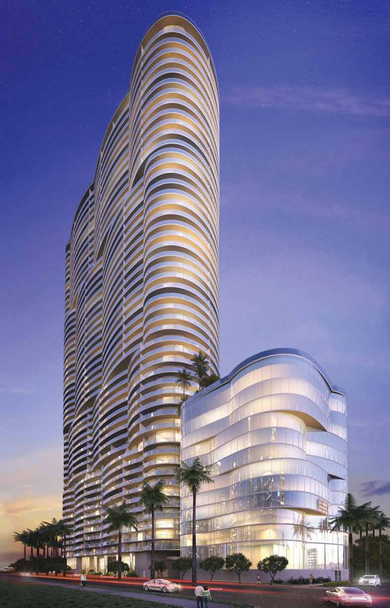 647-unit Edgewater tower gets OK