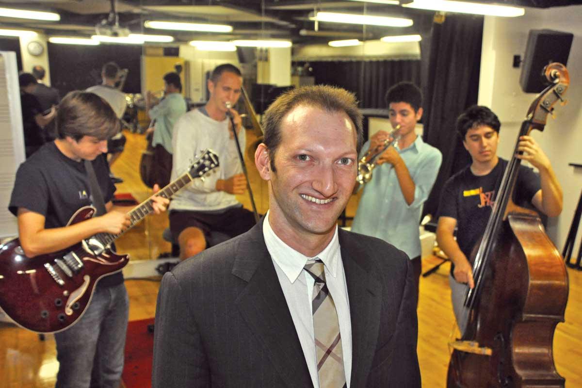 Profile: Daniel Andai