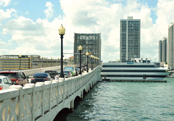 Upgrade of 12-bridge Venetian Causeway?