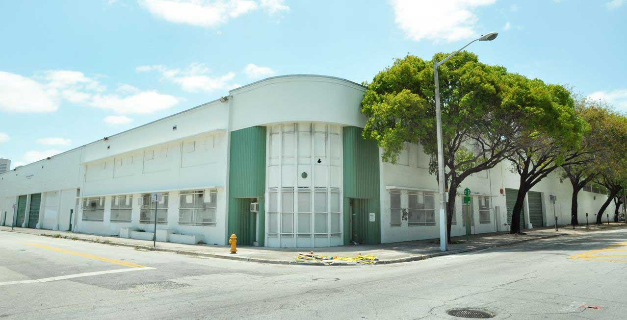 Work starts on Miami sound stage complex