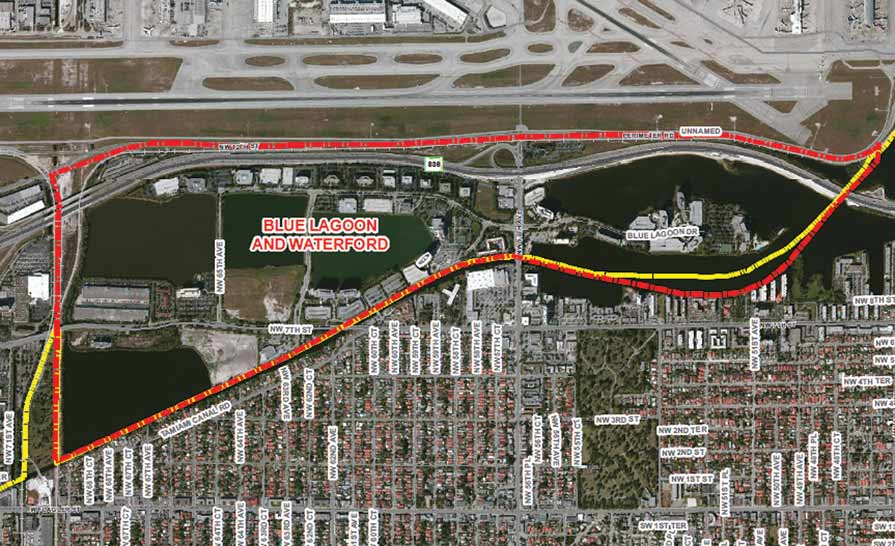 Miami may annex area with 100 multinationals