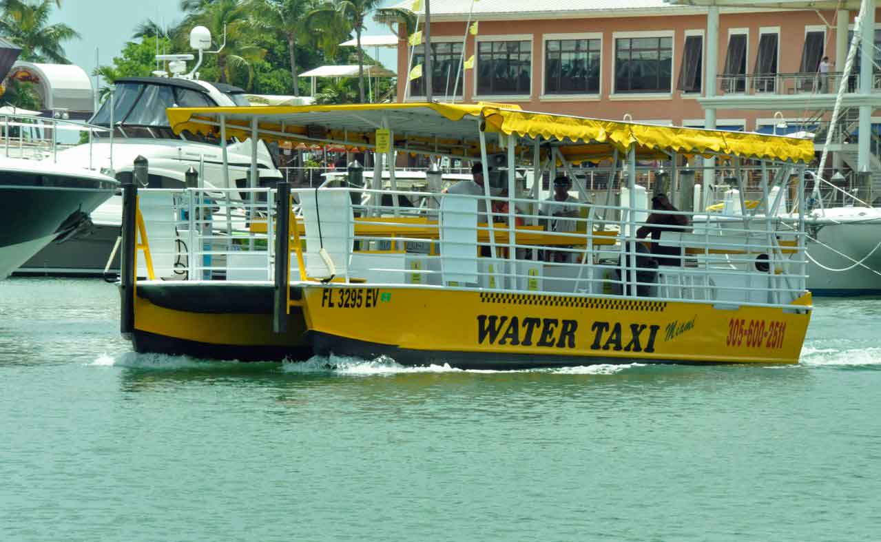 Miami floats plan; waterways to sink gridlock