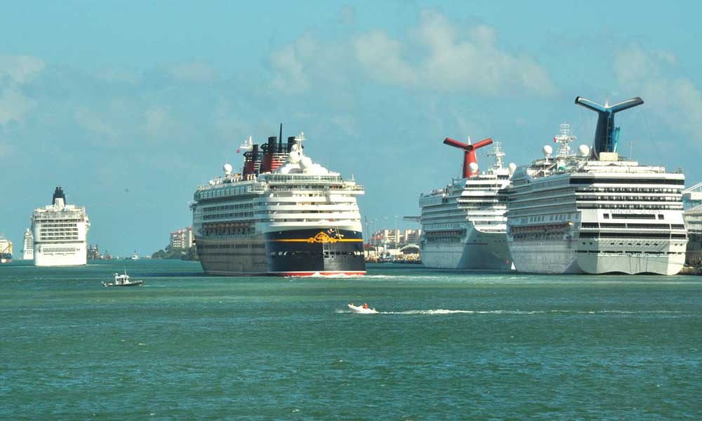 Cruise lines seek more Miami berths