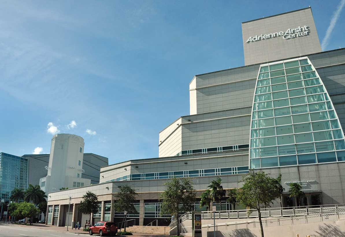 Zoning seeks workforce housing near Arsht Center
