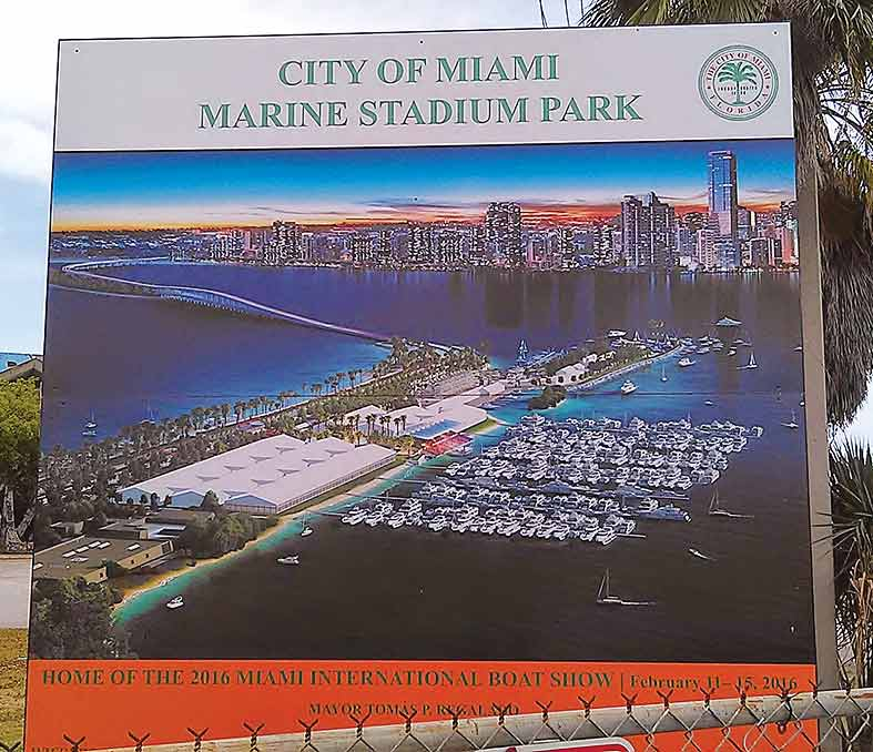 Miami to seek Marine Stadium operator
