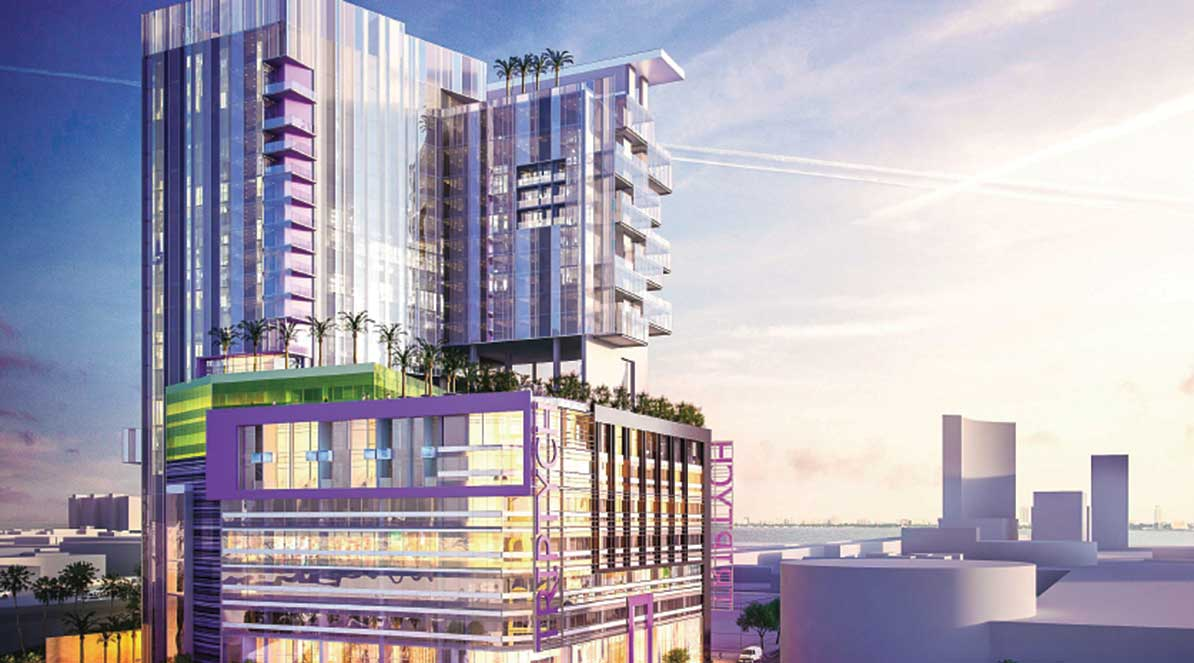20-story hotel targets Edgewater