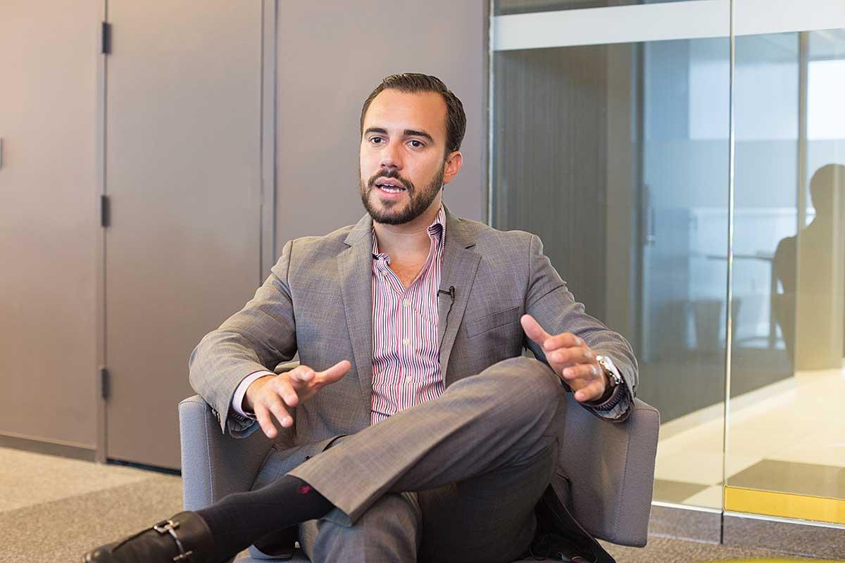 Felice Gorordo: Building a business around immigration status needs