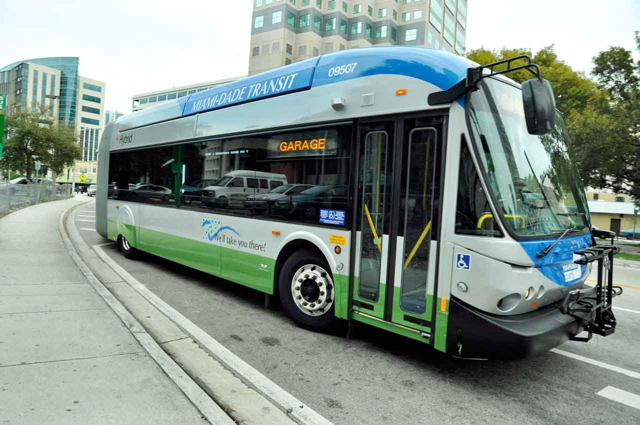 Upgrades seek to stem 8% bus use drop