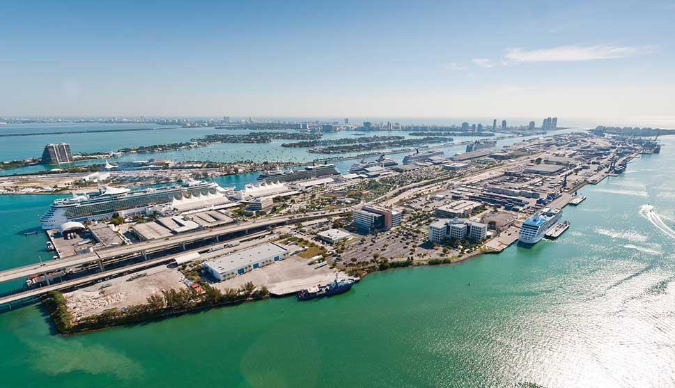 Mega-complex seeks PortMiami land